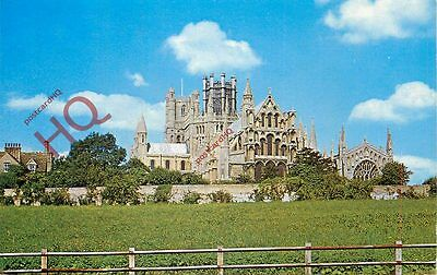 Picture Postcard; Ely Cathedral
