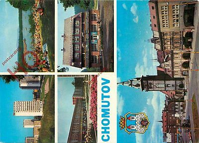 Picture Postcard; Chomutov (Multiview)