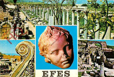 Picture Postcard~ Efes, Temple of Serapis (Multiview)