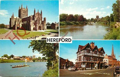 Picture Postcard~ Hereford (Multiview)