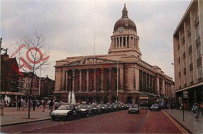 Picture Postcard~ Nottingham [Crossroads]