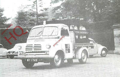 Picture Postcard: BEDFORD CA CHASSIS-ADVERTISING VEHICLE, SCOTTISH BREWERS