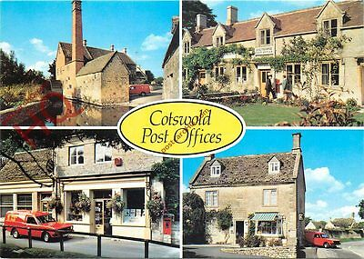 Picture Postcard: Cotswold Post Offices (Multiview)