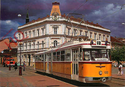 Picture Postcard~ TRAM, MIKSOLC