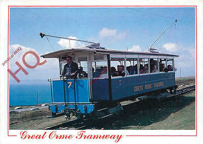Picture Postcard: GREAT ORME TRAMWAY