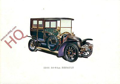Picture Postcard--1906 RENAULT