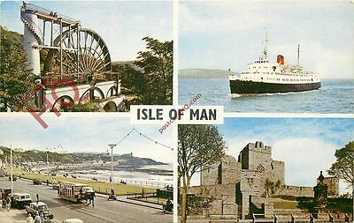 Picture Postcard: Isle Of Man (Multiview)