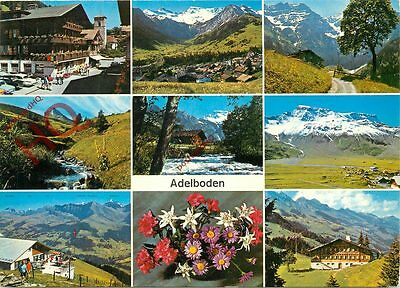 Picture Postcard, Adelboden (Multiview)