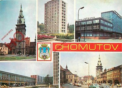 Picture Postcard, Chomutov (Multiview)