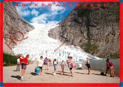 Picture Postcard, Briksdalsbreen