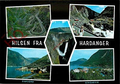 Picture Postcard, Hardanger (Multiview)