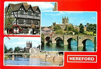 Picture Postcard, Hereford (Multiview)