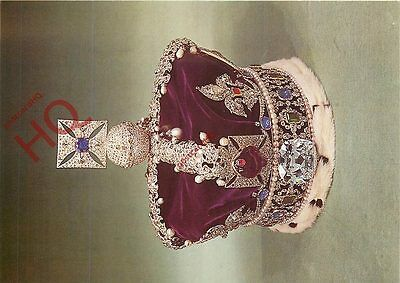 Picture Postcard, IMPERIAL STATE CROWN