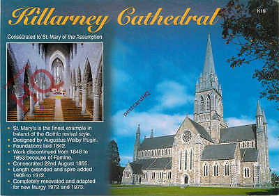 Picture Postcard, Killarney Cathedral