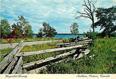 Picture Postcard, Northern, Ontario, Canada