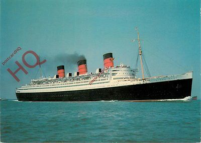Picture Postcard::QUEEN MARY