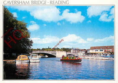 Picture Postcard::Reading, Caversham Bridge