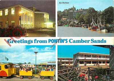 Picture Postcard:;Pontin's, Camber Sands