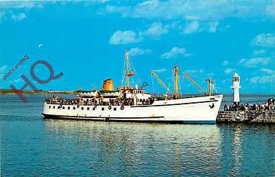 Picture Postcard:;THE 'SCILLONIAN', PENZANCE