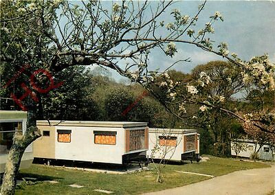 Picture Postcard:;Static Caravan Site At Wood Farm, Charmouth