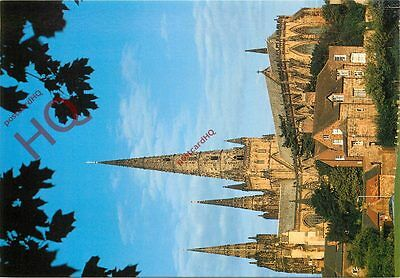 Picture Postcard:;Lichfield Cathedral
