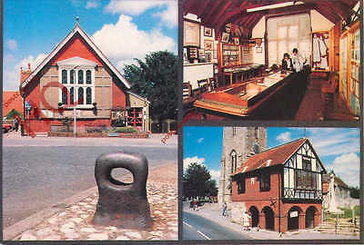 Picture Postcard-:Brading (Multiview)
