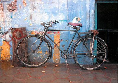 Picture Postcard:;A BICYCLE