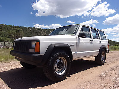 1996 Jeep Cherokee Jeep Barn Find All Original 1996 Jeep 4WD Cherokee 68K Survivor Make Offer