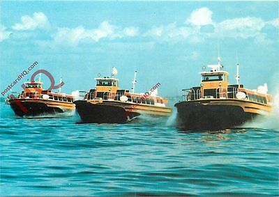 Picture Postcard; Hm218 Sidewall Hovercraft