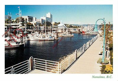 Picture Postcard; Nanaimo, Inner Harbour