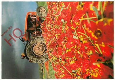 Picture Postcard; TRACTOR [ART UNLIMITED]
