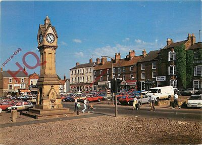 Picture Postcard; Thirsk, Yorkshire, Market Place