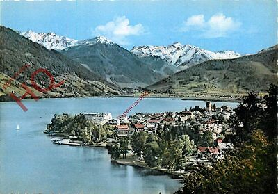 Picture Postcard; Zell Am See