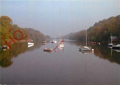 Picture Postcard; Rudyard Lake