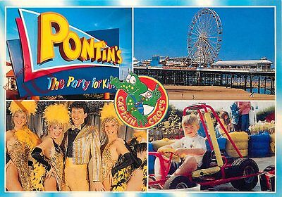 Picture Postcard; Pontin's, Blackpool (Multiview)