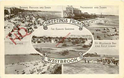 Picture Postcard--Greetings From Westbrook (Multiview)