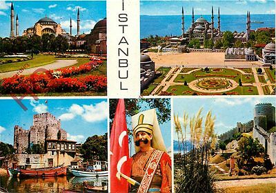 Picture Postcard--Istanbul (Multiview)