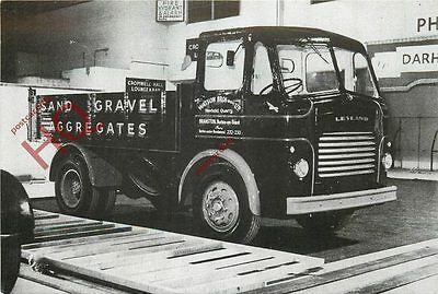 Picture Postcard--Leyland Forward Control Lorry