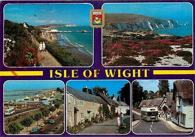 Picture Postcard--Iow (Multiview)