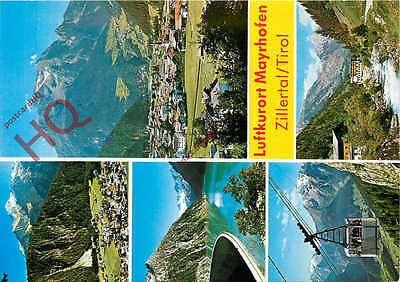 Picture Postcard--Mayrhofen (Multiview)