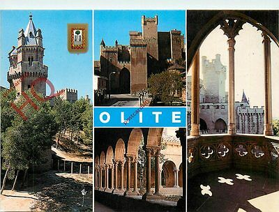 Picture Postcard--Olite (Multiview)