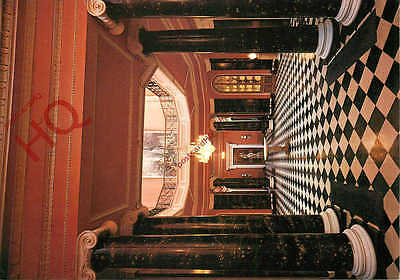 Picture Postcard--Mount Stewart House, Co. Down, The Hall