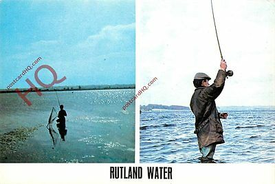 Picture Postcard--Rutland Water (Multiview)