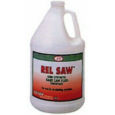 RELTON 01G-RS REL Saw Band-Saw Fluid Concentrate, 1 Gallon