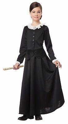 Susan B. Anthony Harriet Tubman 1800's Colonial Historical Child Costume