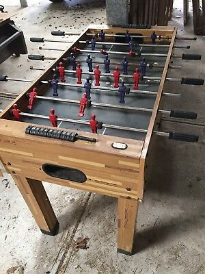Table Soccer Game Indoor