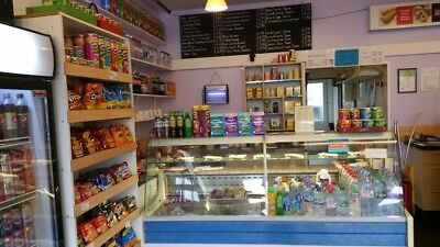 Cafe business / shop lease for sale A3 consent Middlesex