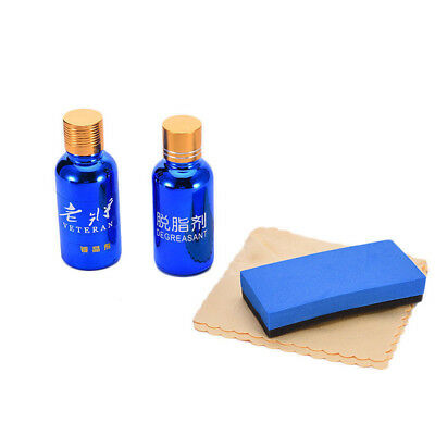 9H Car Polish Liquid Ceramic Coat Hydrophobic Glass Coating Wax Auto Paint
