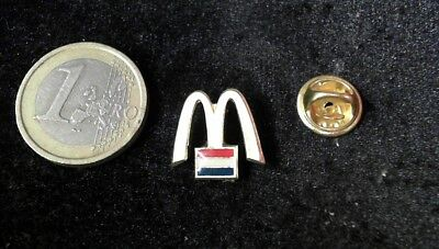 McDonalds Mc Donalds MCD Pin Badge Logo Country Luxemburg Luxembourg