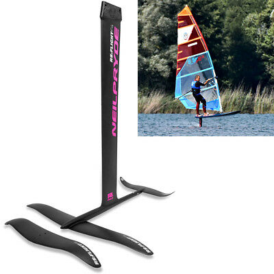 NeilPryde RS Flight F4 Foil Carbon Hydrofoils Windsurffoiling
